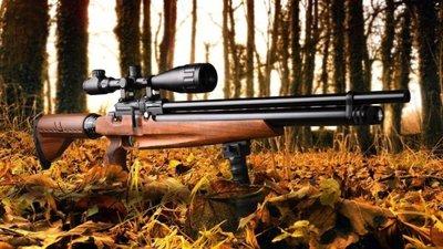 !《終極警探》0-AIR空氣槍-卡洛-KRAL-ARMS-PCP-比特犬-6.35mm-雙缸755CC續航力