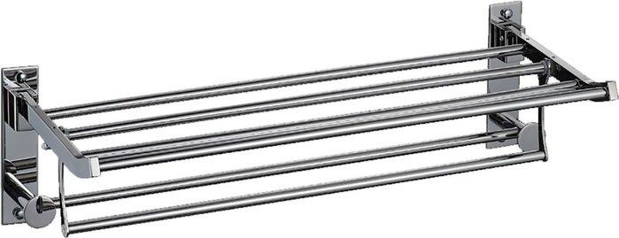 『MUFFEN』YR-2002A 簡約設計 拉絲霧面 (另有亮面拋光款) 304不鏽鋼 活動式放衣架 可收折 節省空間