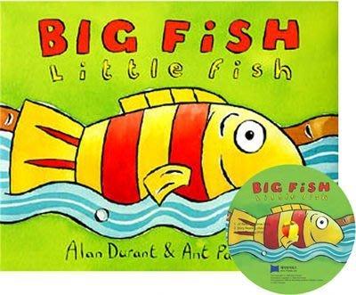 *小貝比的家*BIG FISH LITTLE FISH /單JYCD/3-8歲