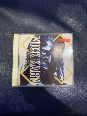 *還有唱片行*MICK KAREN / BESTIAL CLUSTER 二手 Y13706 (149起拍)
