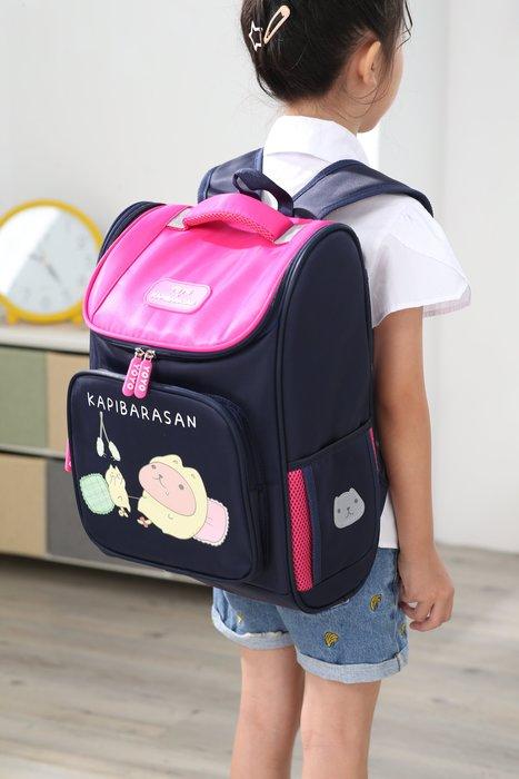 YOYO x 水豚君 聯名款造型舒適書包
