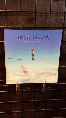 【搖滾帝國】紀念冊 前衛金屬不敗樂團 夢劇院 Dream Theater 即使是初階聽金屬的年青人,都會知道的樂團。