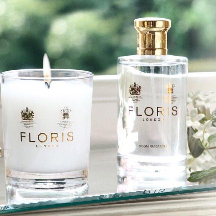 香氛 ◎英國◎ FLORIS LONDON 英國皇室御用認證 百年 香氛 室內噴霧 100ml 玫瑰 薰衣草 牡丹 檀木