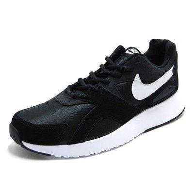 Nike Pantheos 黑白 白勾 基本款 休閒 慢跑 男鞋 運動 百搭 916776 001 YTS