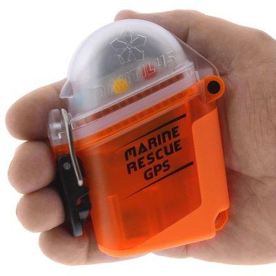 台灣潛水---Nautilus LifeLine 緊急救援 GPS 信號發射器第二代