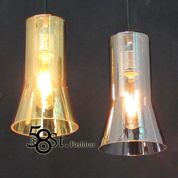 【58街】米蘭設計師款式「微透吊燈」美術燈,弔燈。複刻版。GH-293