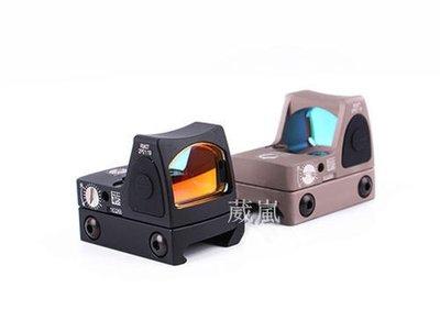 [01] LED RMR 迷你 內紅點(L型 紅外線 外紅點 激光 快瞄 定標器 手槍 狙擊鏡 瞄準鏡 紅雷射 綠雷射