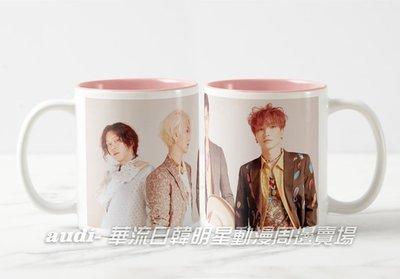【現貨】Super Junior SJ 內彩杯 始源 利特 希澈 圭賢 銀赫 東海 藝聲 內彩馬克杯 咖啡杯 來圖訂做