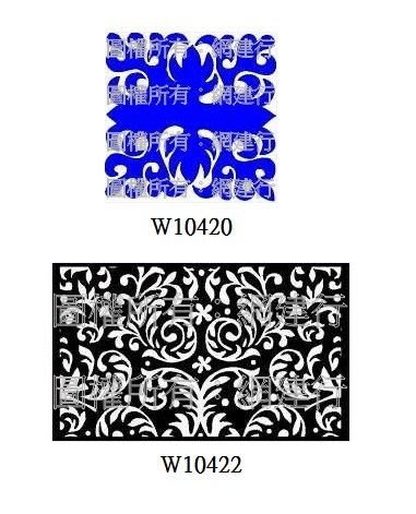 網建行☆鏤空窗花板-客製化系列歐式之二十三☆每片750元起