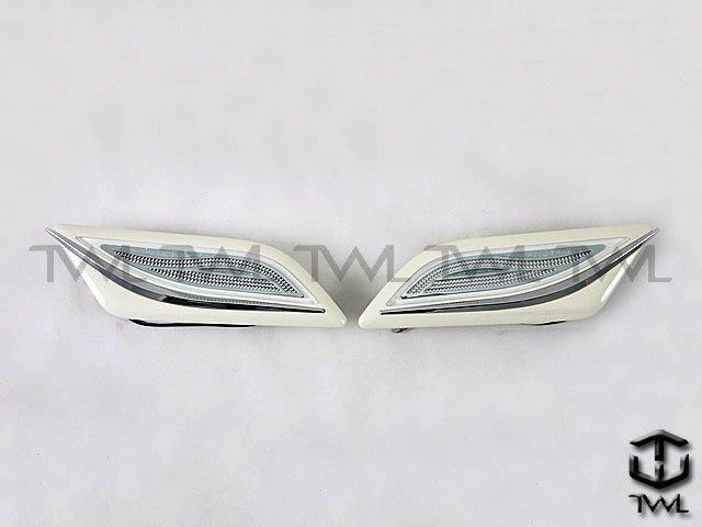 《※台灣之光※》全新BENZ 11 12 13年W204小改C250 C350 C63美規2門專用LED光條晶鑽側燈組