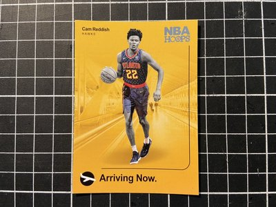 Cam Reddish hoops arriving now rc 新人卡