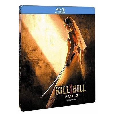 【BD藍光】追殺比爾 2:限量鐵盒版Kill Bill (中文字幕,PCM 5.1)