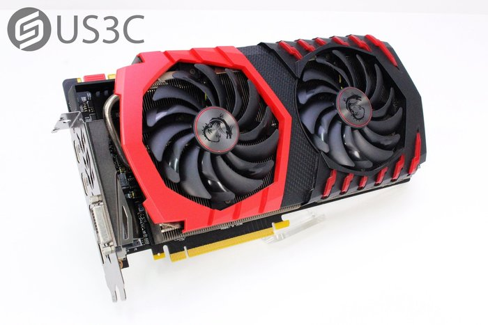 【US3C】微星 MSI GeForce GTX 1080 Ti Gaming X 11G 顯示卡 1683MHz