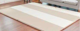 韓國Raall 最佳顏色設計 摩卡色地墊 ~Caraz製造