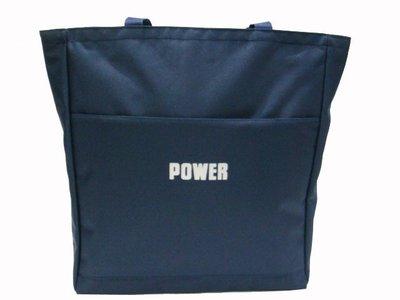 ~菲歐娜~7102~1~  拍品 超大補習袋 A4資料袋 手提袋 袋 藍