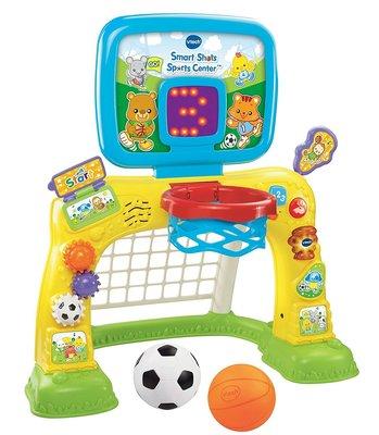 【Sunny Buy寶貝館】◎預購◎美國正品VTech Smart Sports 籃球 足球 玩具機