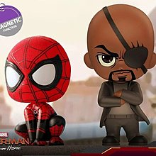 Hot Toys: Spider-Man & Nick Fury Cosbaby Set (COSB632) Hottoys Spiderman