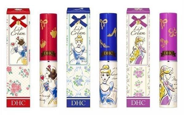 日本 DHC公主系列 限量純橄欖護唇膏 3入1組