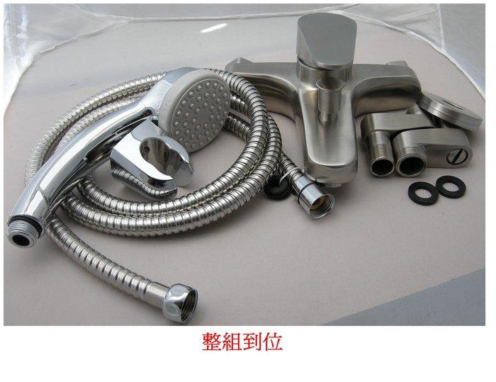 3316-2不鏽鋼沐浴水龍頭豪華組