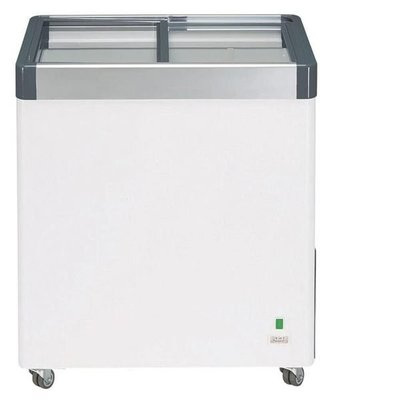 LIEBHERR 德國利勃 【EFE-2202】163公升 2尺8 玻璃推拉冷凍櫃~運送每一區域~運費另計