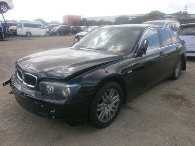 BMW E65 E66 740i L外匯 零件車 拆賣 730 735 745 750 760 有通用品