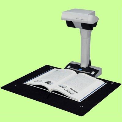 5Cgo【權宇】ScanSnap富士通SV600高清A3文件書籍高拍彩色快速掃描器拍攝儀自動檢測翻頁及文檔管理 含稅