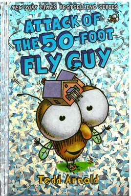 *小貝比的家*FLY GUY#19 ATTACH OF 50 FOOT FLY GUY/平裝/3~6歲