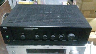 二手 AMC CVT-3030真空管立體聲擴大機 品相佳 良品 不議價13200