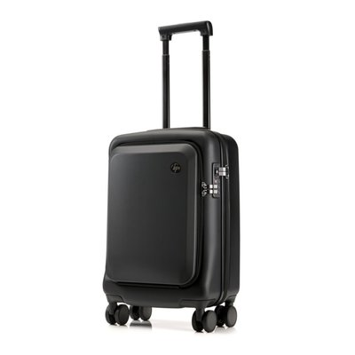 【HP展售中心】HP All in One Carry On Luggage【7ZE80AA】雙海關密碼鎖