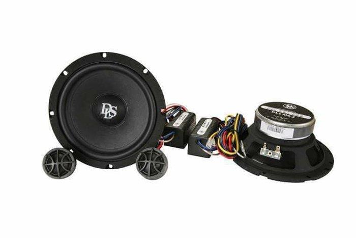 幸福車坊 2014 ALTIS 原廠主機 DVD 主機 免擴大機 前喇叭升級 瑞典品牌 DLS M6.2 分音喇叭
