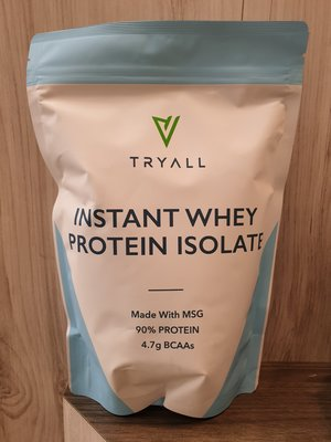 Tryall分離乳清蛋白 INSTANT WHEY PROTEIN ISOLATE(原Daily Boost)