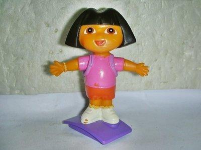 aaL.(企業寶寶公仔娃娃)少見2006年發行(DORA)朵拉公仔!--值得收藏!/黑箱64/-P