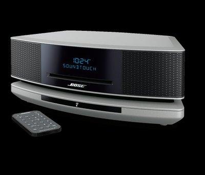 [振宇影音]新上市美國BOSE Wave SoundTouch IV 音樂系統(WIFI.藍芽.CD.收音機)