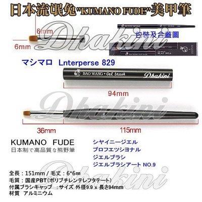 《829日本流氓兔彩繪圓柱筆》~熊野系列單支刊登款;高品質、低價格,輕鬆完成美甲藝術創作