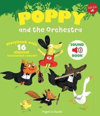 全新 現貨 Poppy and the Orchestra 帕可好愛交響樂 音效書 新北市