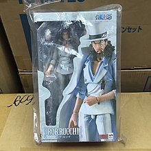 Megahouse Variable Action Heroes One Piece 海賊王 Rob Rucchi 白鴿佬 全新行版