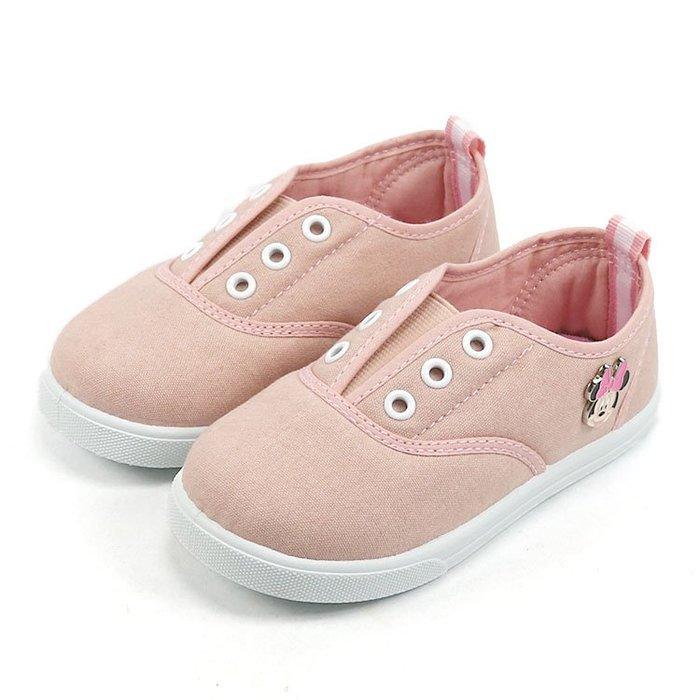 童鞋/Disney迪士尼米妮休閒鞋.便鞋.室內鞋.粉16~20號