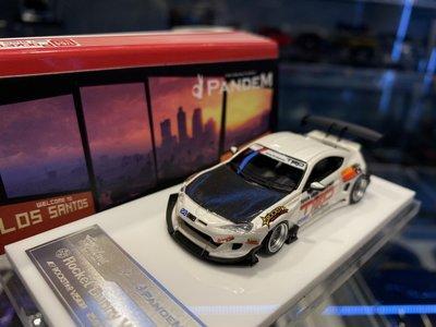 吉華科技@1/64 FuelMe PANDEM Toyota 86 Rocket Bunny V3.5 Rockstar