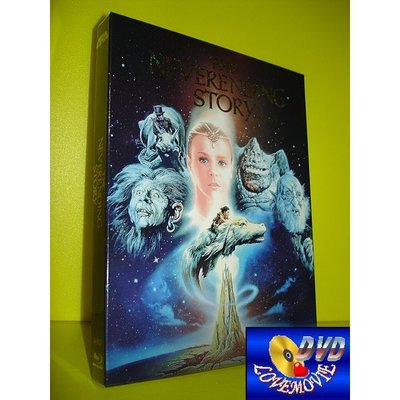 A區Blu-ray藍光正版【大魔域1限量版The NeverEnding Story(1984)】[含中文字幕]全新未拆