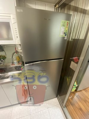 《台南586家電館》Panasonic國際牌 366L【NR-B370TV-S1 星耀金】鋼板雙門冰箱.玻璃層架