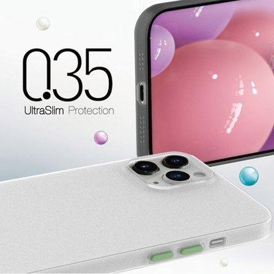 KINGCASE (現貨) SwitchEasy iPhone 12 / 12 Pro 6.1吋 0.35超薄霧面保護殼