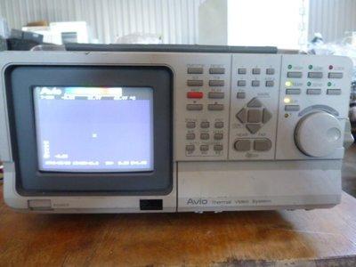 Nippon Avionics AVIO thermal video system TVS-2100 紅外線熱像儀