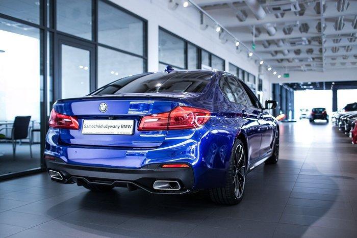 【樂駒】BMW G30 540i M Performance 原廠 排氣管 尾段 改裝 精品 套件 排氣 系統