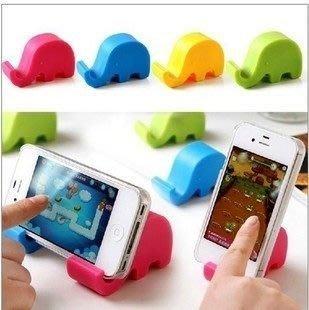 TwinS大象手機支架筷子架(iphone三星HTC小米通用)顏色隨機發