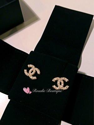 ❤羅莎莉歐美精品代購❤全新Chanel 珍珠耳環-預約代購
