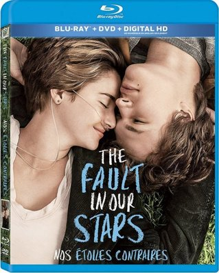 BD 全新美版【生命中的美好缺憾】【The Fault in Our Stars】 Blu-ray 藍光