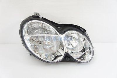 ~~ADT.車燈.車材~~BENZ CLK W209 C209 04 05 06 07 08 09 原廠型晶鑽大燈單邊價