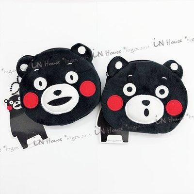 IN House* 日本 熊熊 悠遊卡包 零錢包 信用卡 證件 收納包  (特價)