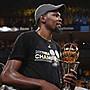 2017 NBA 總冠軍 金州勇士 封王冠軍T Locker Room T-Shirt