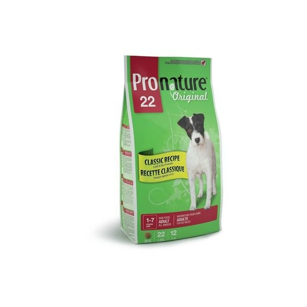 貝果貝果   Pronature 創鮮草本 成犬羊肉+白米《低敏配方+骨關節配方》2.72kg【F678】